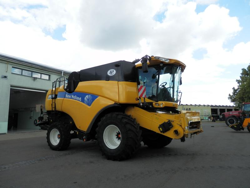 New Holland CX 8070 SL