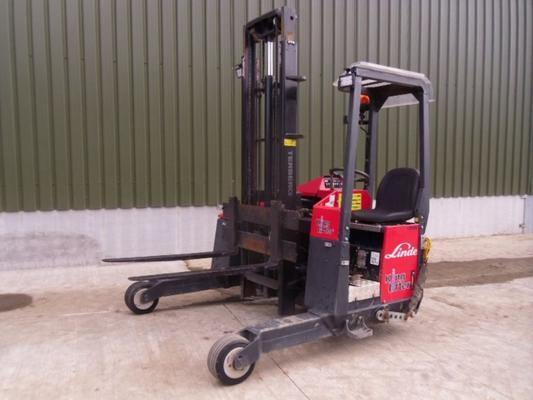 Terberg Used  Truck mounted Forklift for sale