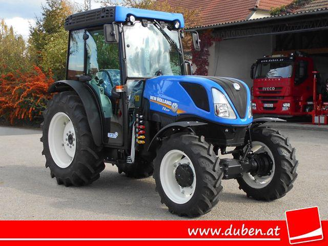 New Holland T4.100 F
