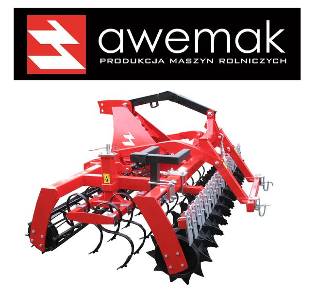 Awemak Cultivation and seeding with Packer roller BEST PRICE!!!
