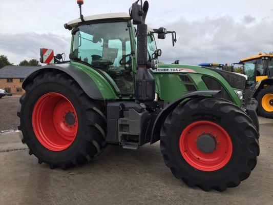 Fendt Fendt 724 Profi-Plus
