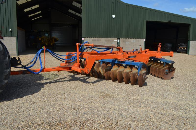 GALUCHIO 3.6M DISC HARROWS 11011016