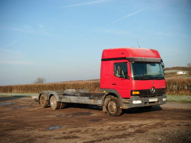 MERCEDES Atego Lorry