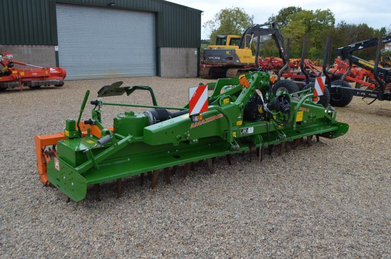 Amazone KG5001-2 FOLDING 5M P/HARROW 11011175