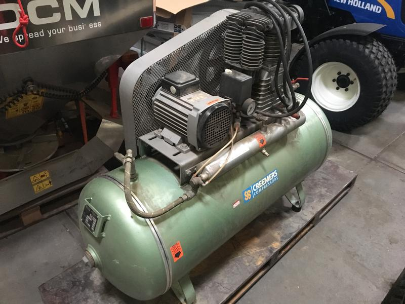 Creemers  compressor
