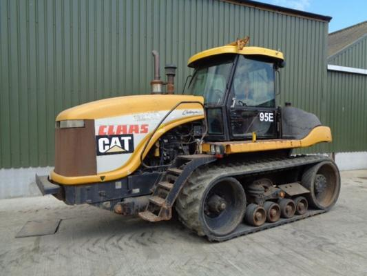 Challenger Used Cat  95E Tracked