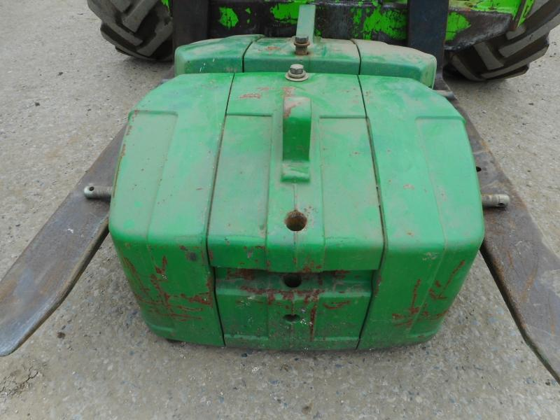John Deere WEIGHT BLOCK