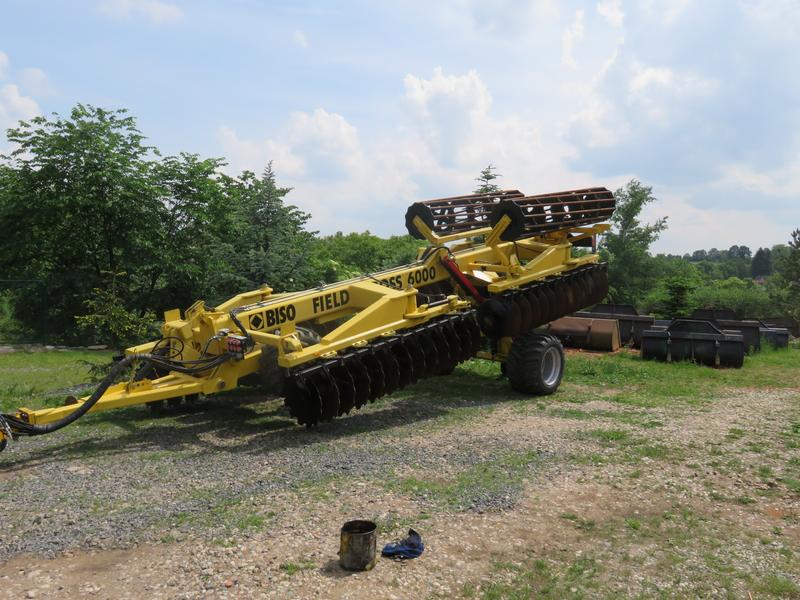 BISO BISO FIELD BOSS 6000 HEAVY DUTY