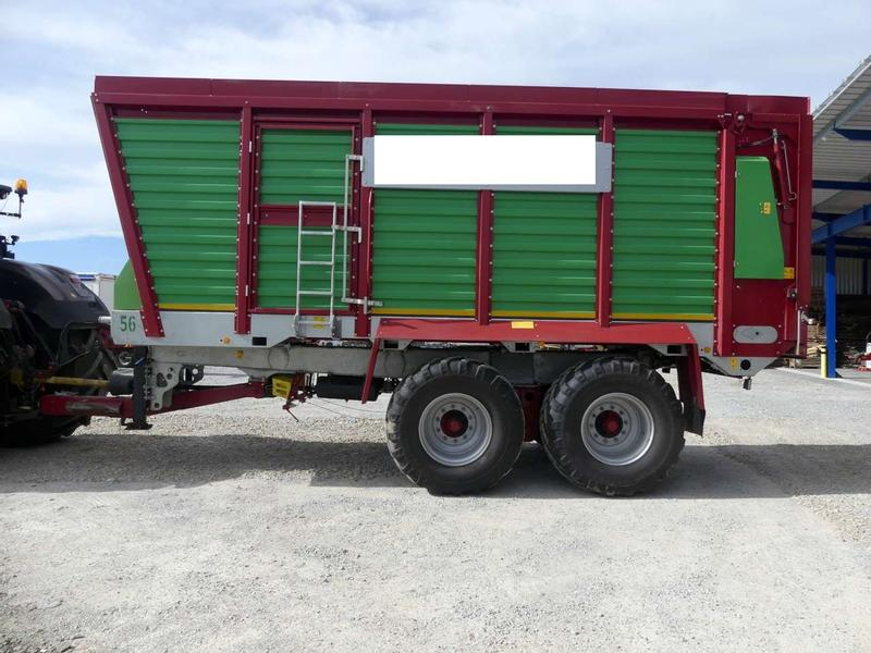 Strautmann Giga Trailer 4002 DO