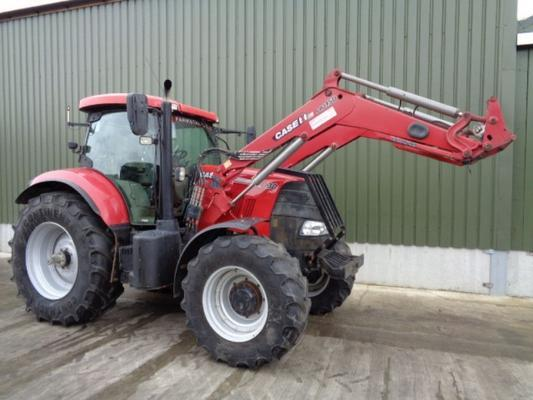 Case Used  Puma 130 50k C/w Loader