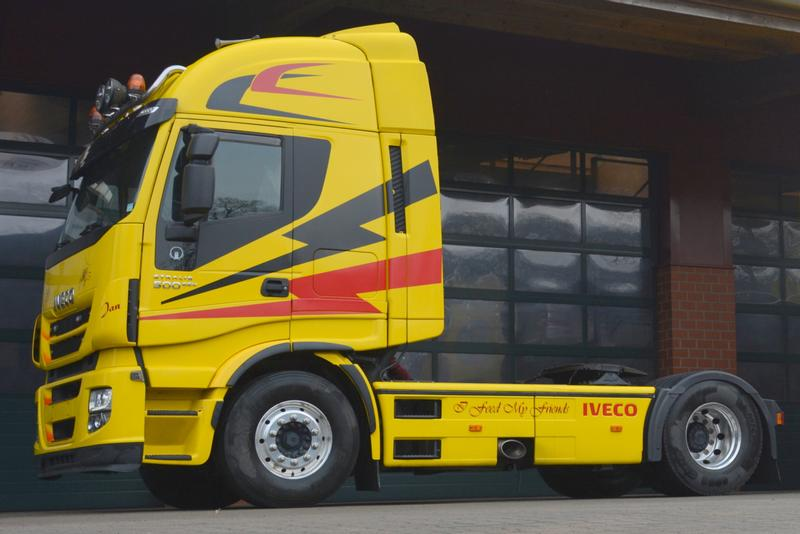 Iveco Stralis Highway 500