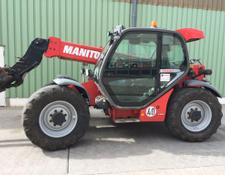 Manitou MLT 741-120 LSU Turbo
