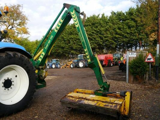 Spearhead  Excel 686 VFR Hedge Cutter