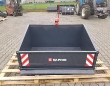 Saphir Heckcontainer / Transportbehälter Saphir Heckcontainer TL 150