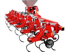 Awemak Hydraulic folding interrow cultivator DRAGON TP 9