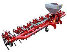 Awemak Hydraulic folding interrow cultivator DRAGON TP 7