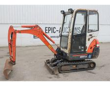 Kubota KX 41-3 V Mini Graafmachine