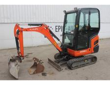 Kubota KX 016-4 Mini graafmachine