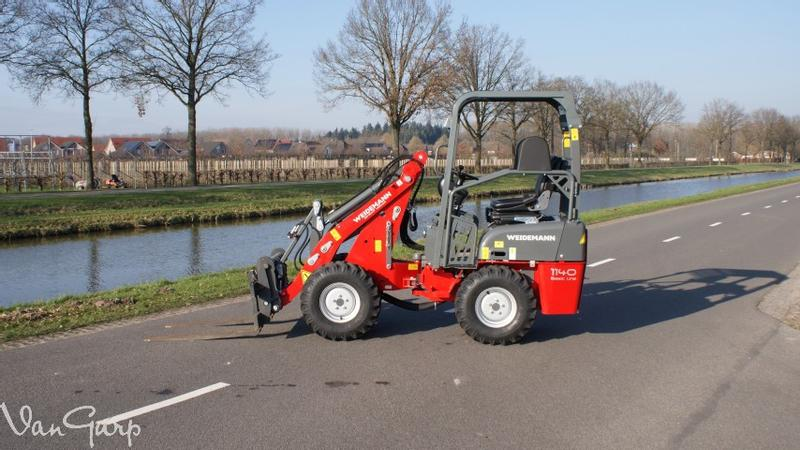Weidemann 1140 Basic Line