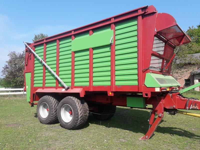 Strautmann Giga Trailer 1840 DO