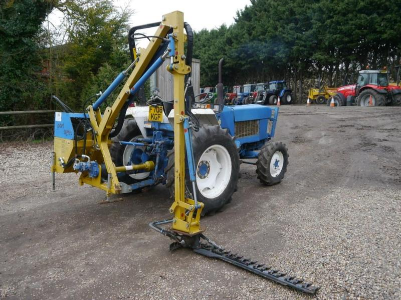 Marolin M380 Hedge Cutter