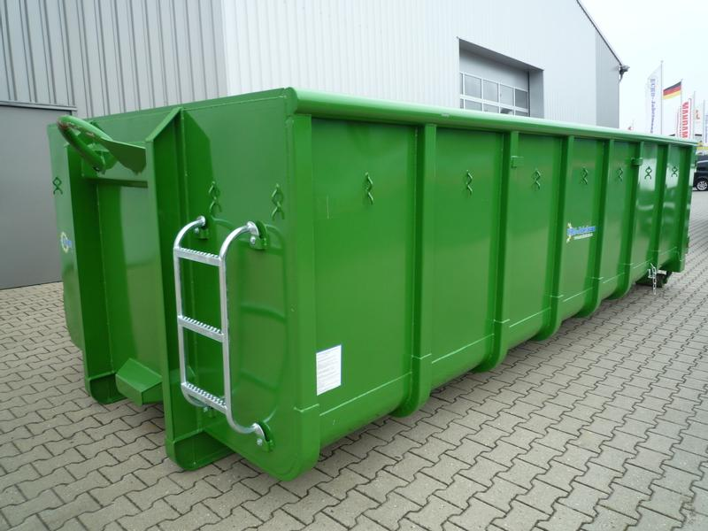 EURO-Jabelmann Container STE 5750/1400, 19 m³,  Abrollcontainer, Hakenliftcontainer, L/H 5750/1400 mm, NEU